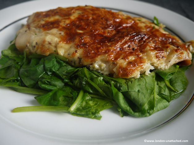 5:2 Diet Recipe - Smoked Haddock Rarebit:  As I mentioned in my first post about following the 5:2 diet, this concept has been popularised by a recent BBC horizon programme. If you want to read more about