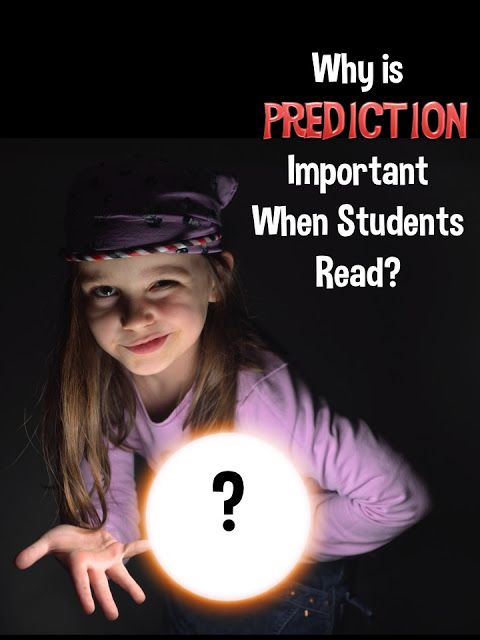 Why is Prediction Important When Students Read?