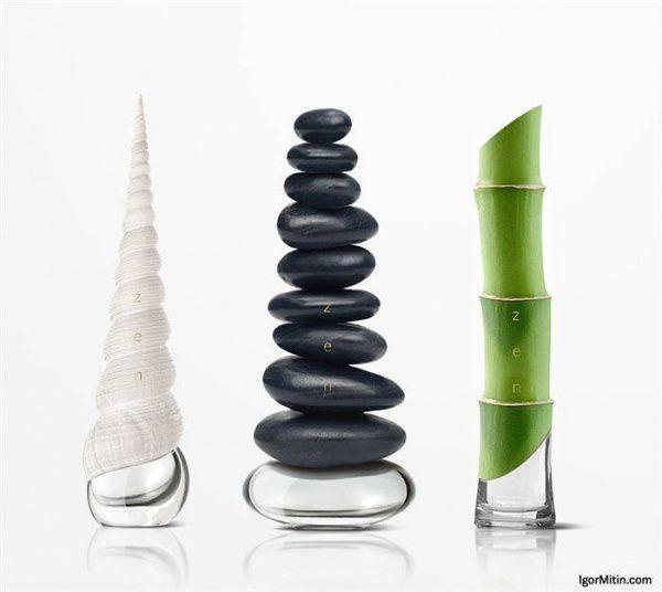 Zen parfum