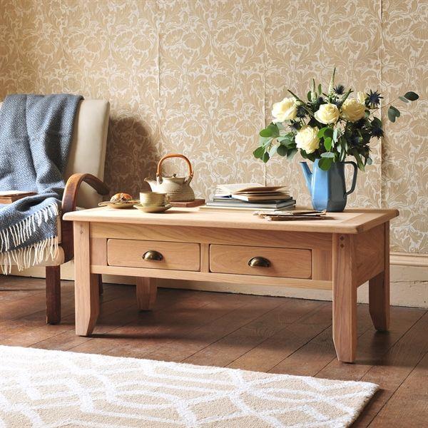 1000 Ideas About Oak Coffee Table On Pinterest Rustic Wood Coffee Table Solid Wood Coffee