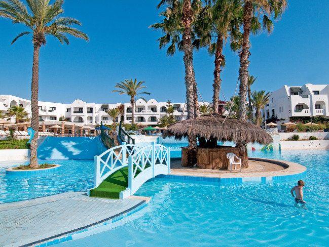 Djerba – Südseetraum im Mittelmeer: 7 Tage All Inclusive im 3-Sterne Hotel mit Privatstrand + Flug ab 410 € - Urlaubsheld | Dein Urlaubsportal