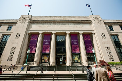 Central Library which TAPS Ghost Hunters  came to on an episode
