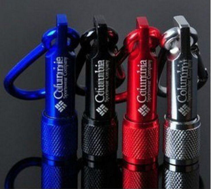 Climbing Accessories  Free Shipping Colombia carabiner flashlight mini flashlight bright flashlight LED flashlight 20g