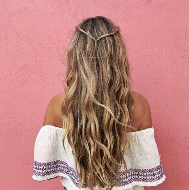 best 25 beach waves ideas on pinterest beach waves tutorial easy beach waves and hair styles. Black Bedroom Furniture Sets. Home Design Ideas