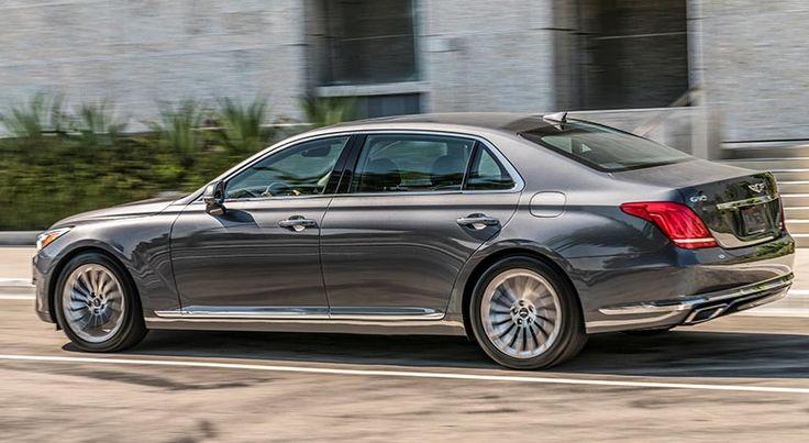 Genesis G90 2017, elección No. 1 en compra de auto nuevo de lujo - http://autoproyecto.com/2017/07/compra-de-auto-nuevo-de-lujo.html?utm_source=PN&utm_medium=Pinterest+AP&utm_campaign=SNAP