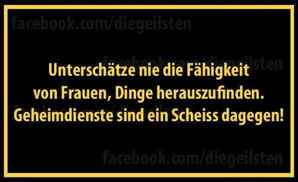 Ja, ja die Frauen!: Funny Sayings, And Quotes, Quotes, Humor Sayings Zits, Lustige Ideen, Humor Sprüche Zitate, Witty, Funny Stuff, Quotations Picture