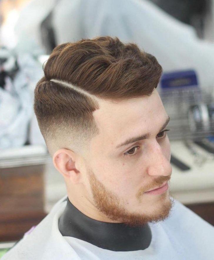 Frisches Haar für Männer kurz - Neue Haare Modelle