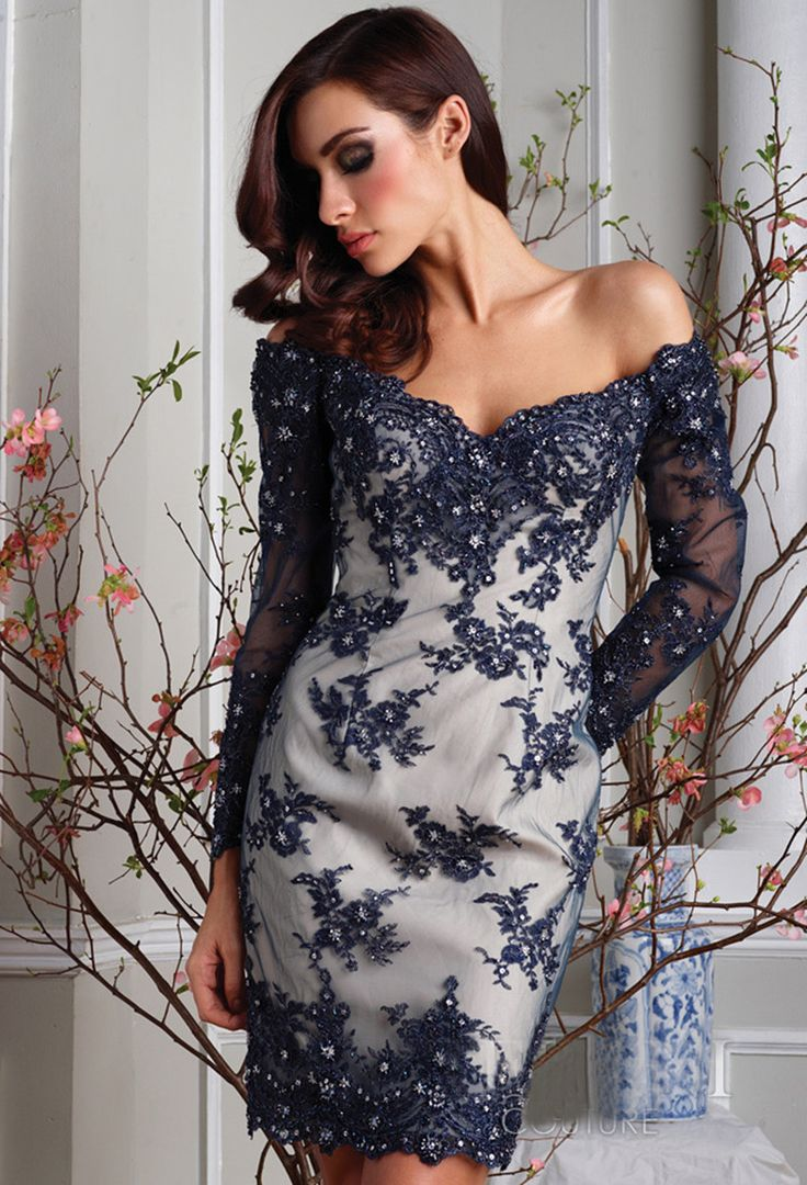 44 best Wedding clothes images on Pinterest | Long sleeved dress ...