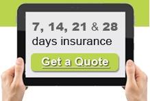 Dayinsure.com - Easy to use website for temporary car insurance.