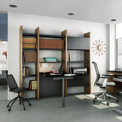 Semblance Office Package 5413-PN & BDI Semblance Office | YLiving
