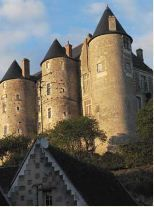 Chateau de Luynes, France