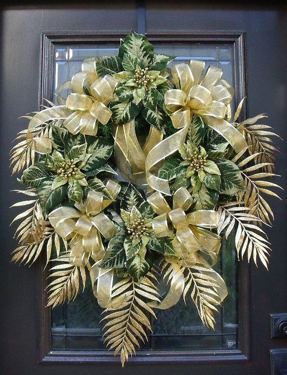 Wreaths Christmas Wreaths For The Door