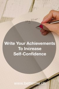 """Discover the """"reverse bucket list"""" exercise to boost your self-confidence!"""