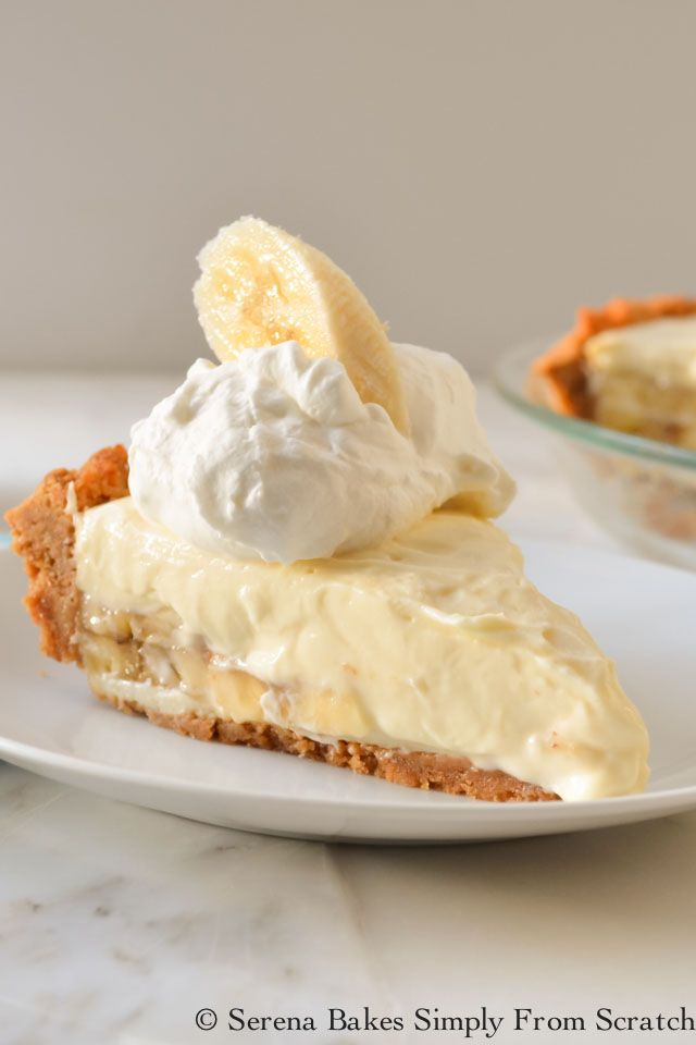 A no bake Banana Pudding Cheesecake is easy to make and sure to be a hit banana cream pie and cheesecake lovers alike!