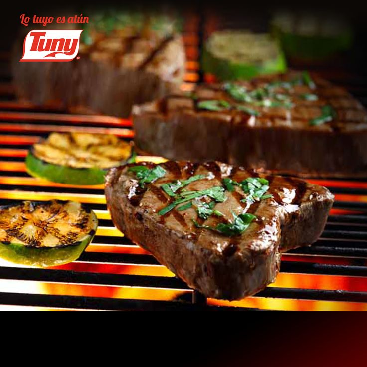 181 best atn tuny recetas images on pinterest salads and tuna recipes have you ever tried grilled tuna steaks here is a delicious recipe for grilled tuna steaks and includes cilantro and basil forumfinder Images