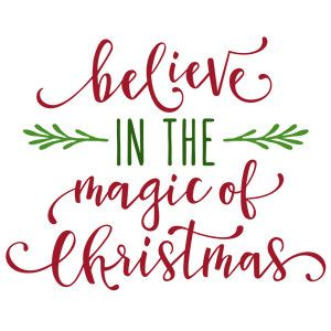 Silhouette Design Store: The Magic Of Christmas
