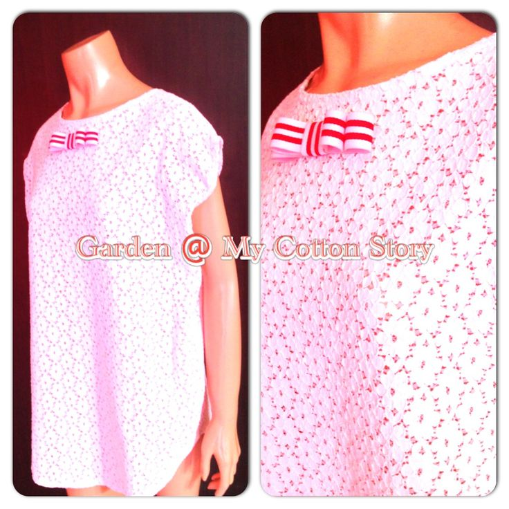 Oversize Top, original design by My Cotton Story