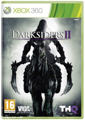 Xbox 360 Darksiders II BRAND NEW (Xbox One compatible)