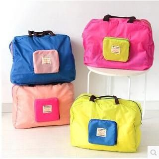 Buy 'Class 302 – Foldable Travel Carryall' with Free International Shipping at YesStyle.com. Browse and shop for thousands of Asian fashion items from China and more!