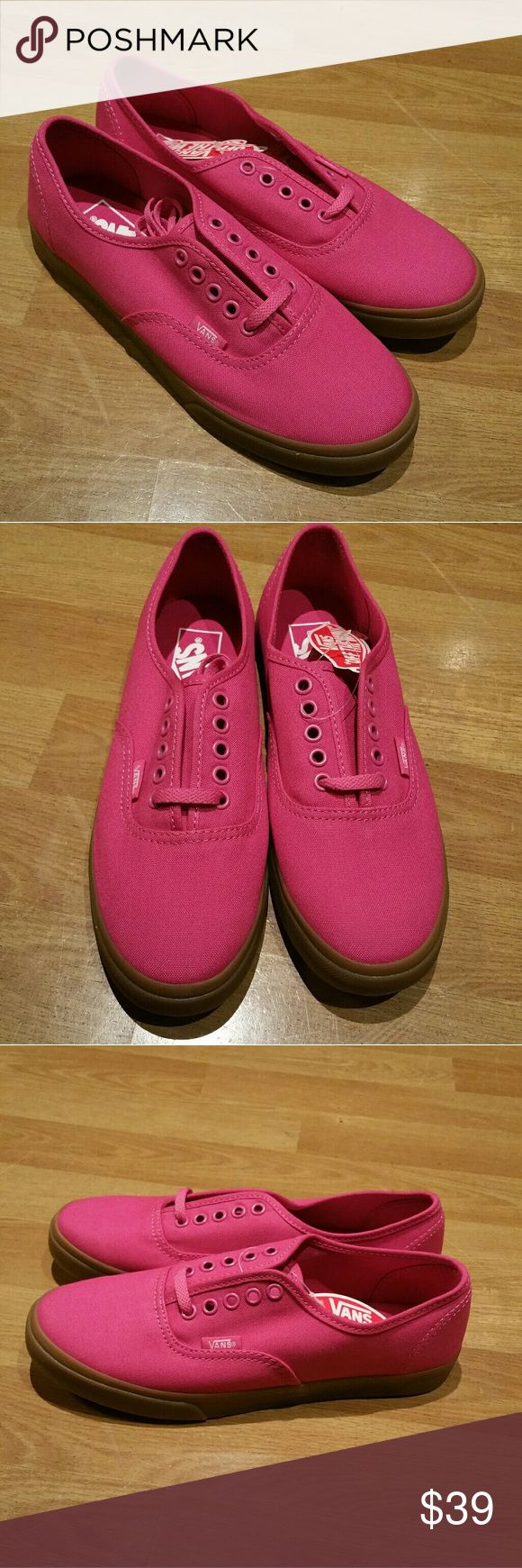 Women's Vans sneakers Brand new. Size 6. Never worn. Vans Shoes Sneakers