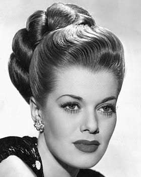 """Janis Paige (1922-) Loved her in """"Silk Stockings"""" - 1957"""