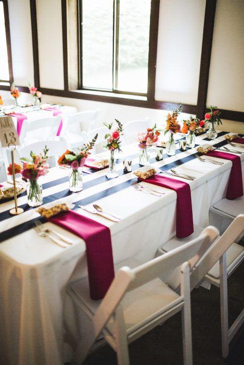 wedding reception table decorations #rusticweddinginspiration #barnweddings