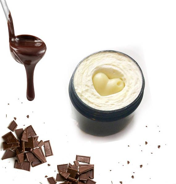 Chocolate Body Butter 8oz Organic Whipped Shea Butter  Best Moisturizer for Dry Skin Winter Skin by loveandshea