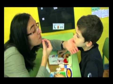 AFANYA - El trabajo con niños con Trastorno del Espectro Autista - YouTube
