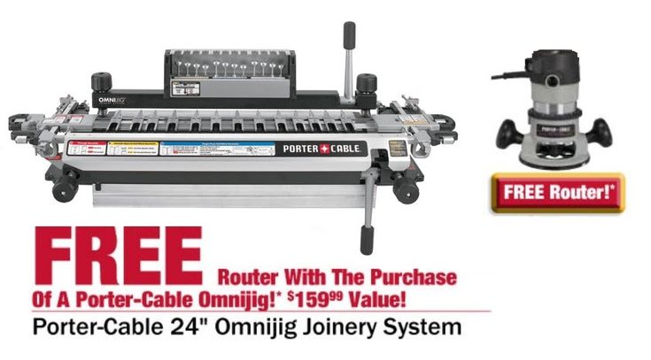 If you haven't had a chance to see the new Porter-Cable Omnijig in person yet you owe it to yourself to do so soon. The OmniJig was first i...