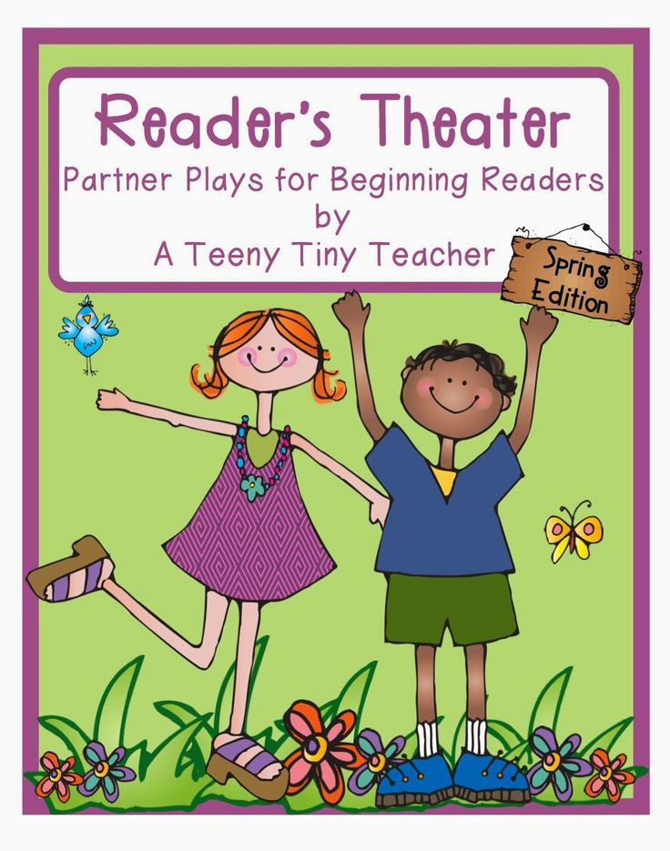 Spring Reader's Theater-I bought this one first, then had to go buy her others. Fluency scores were much higher this year on EOY literacy testing thanks to these!
