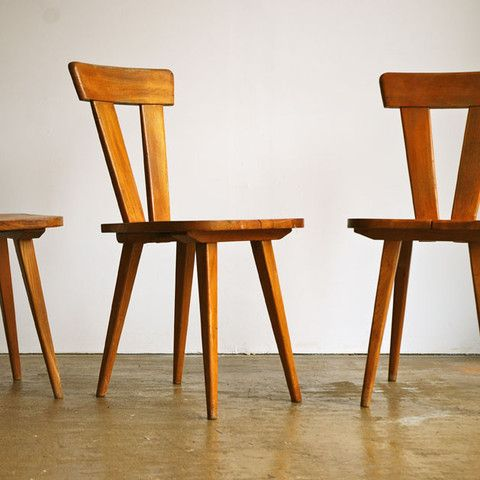 Ład Post War Dining Chairs