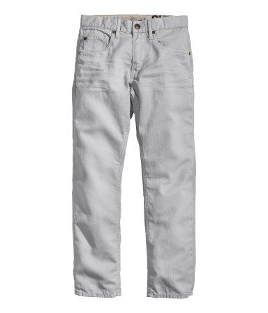 H&M Trousers Slim fit $29.95