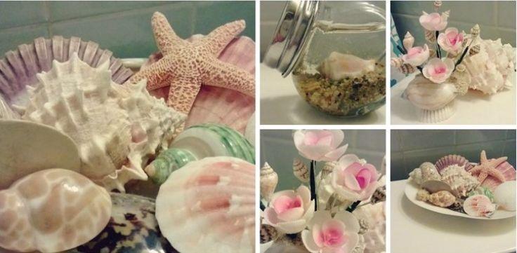 Seashell Bathroom Decor Ideas: Best 25+ Seashell Bathroom Decor Ideas On Pinterest