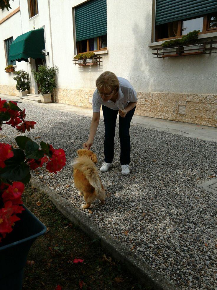Renata e Mila estate 2016