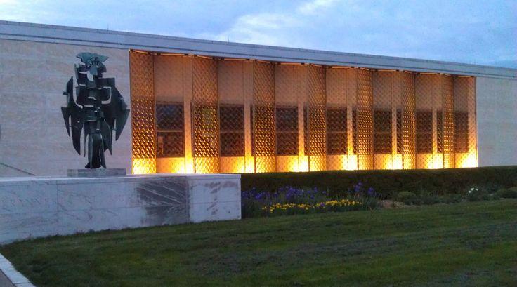Krannert Art Museum/University of Illinois at Urbana-Champaign, Champaign, Illinois