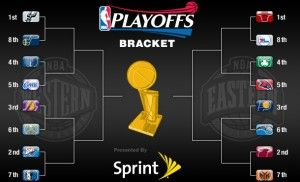 NBA Playoffs 2012 Complete Game Schedule of National TV