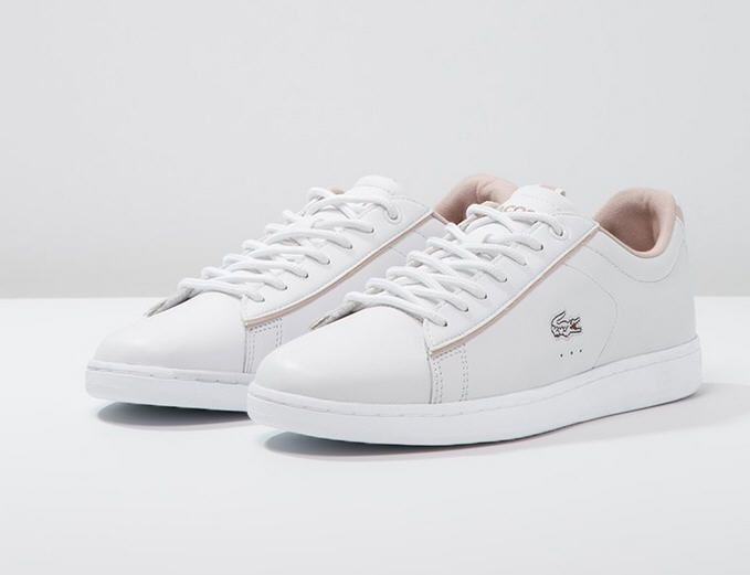Baskets Basses WhiteFemme Lacoste Carnaby Evo FKJl1c