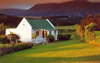 Hermitage Huisie - Swellendam Accommodation