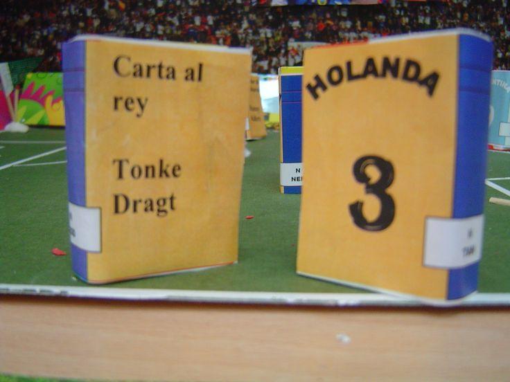 Holanda Vs. Argentina
