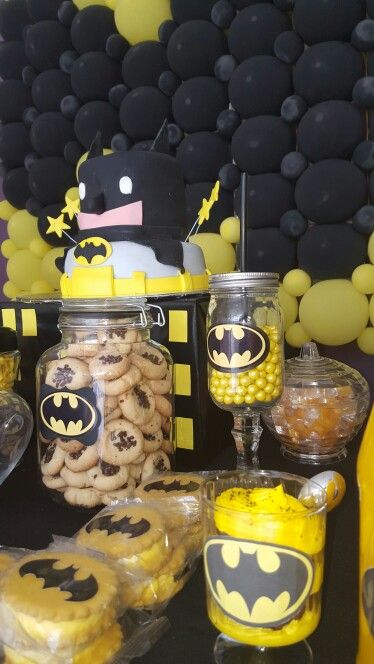 Batman candy bar by: ettenil81