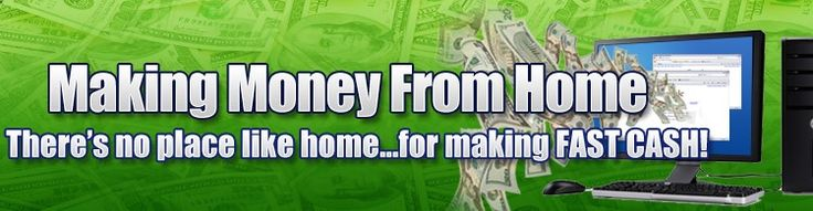 Making Money From Home #network marketing #affiliate marketing