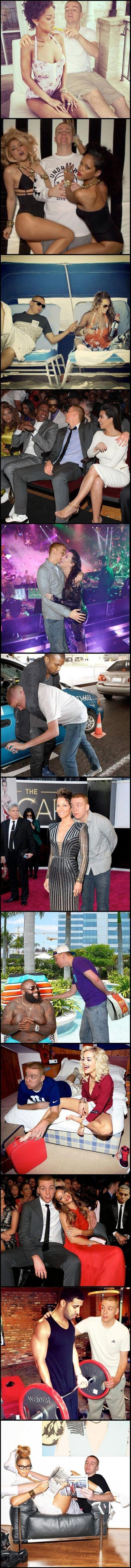 This Guy Has Some Amazing Photoshop Skills... #lol #haha #funny