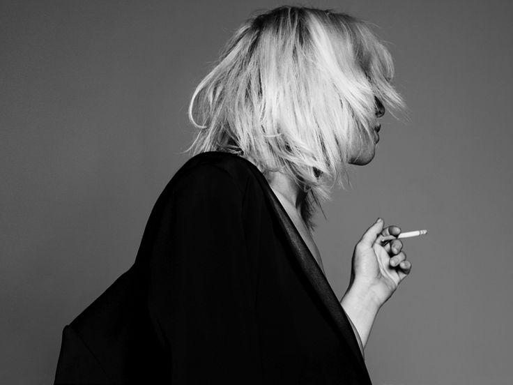 HEDI SLIMANE ROCK DIARY- Courtney Love