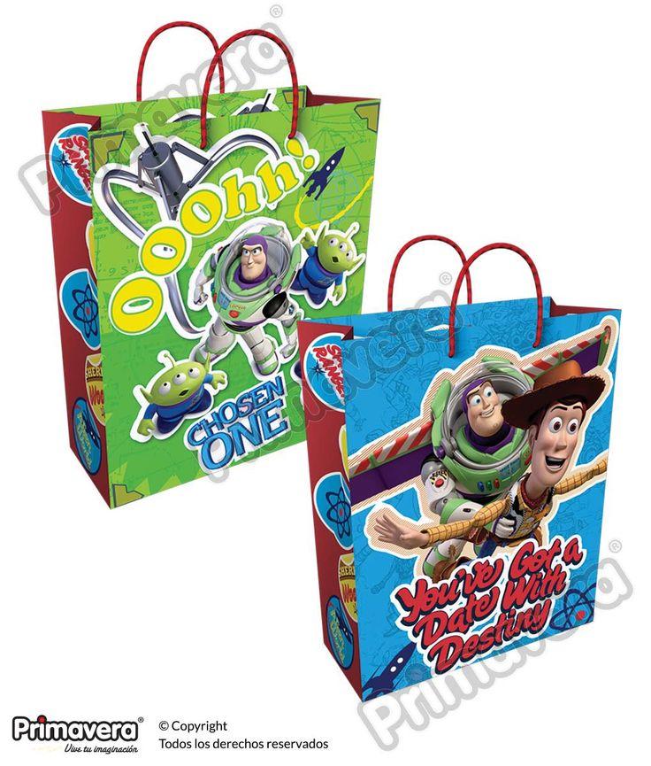 Bolsa Regalo Toy Story http://envoltura.papelesprimavera.com/product/bolsa-regalo-personajes-toy-story-2/
