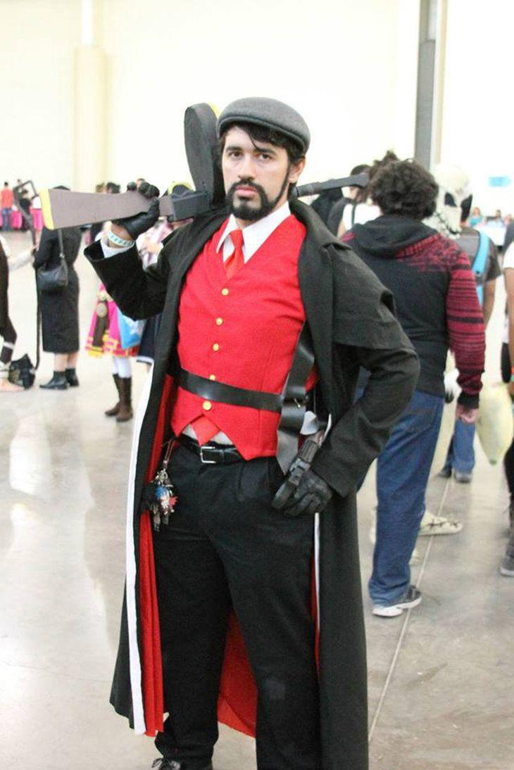 Graves Mafia cosplay   League of Legends   Pinterest ...