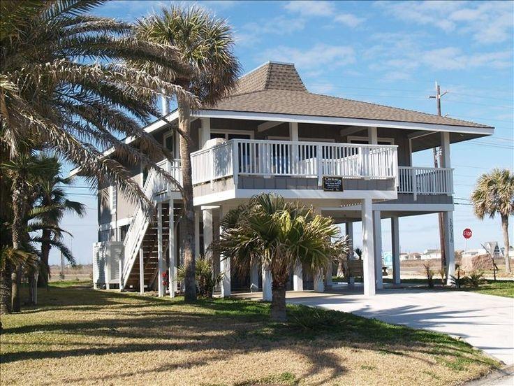 Jamaica beach vacation rental vrbo 394780 3 br galveston house in tx enchanted