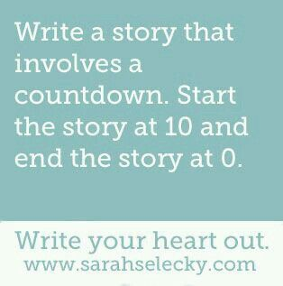 now and then creative writing ideas These 50 creative writing prompts  try these creative writing exercises focused on  begin a story with the words 'if i'd known then what i know now,.