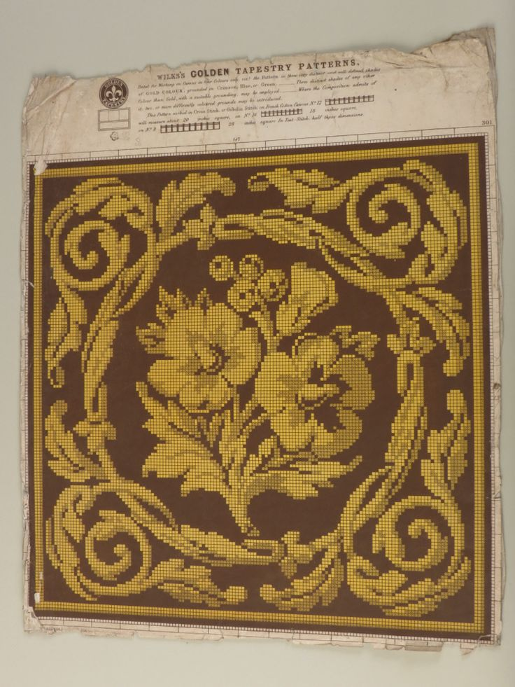 Tapestry pattern collection 286129.27 | National Trust Collections