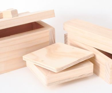 Techniques for making a few simple boxes and so many more projects