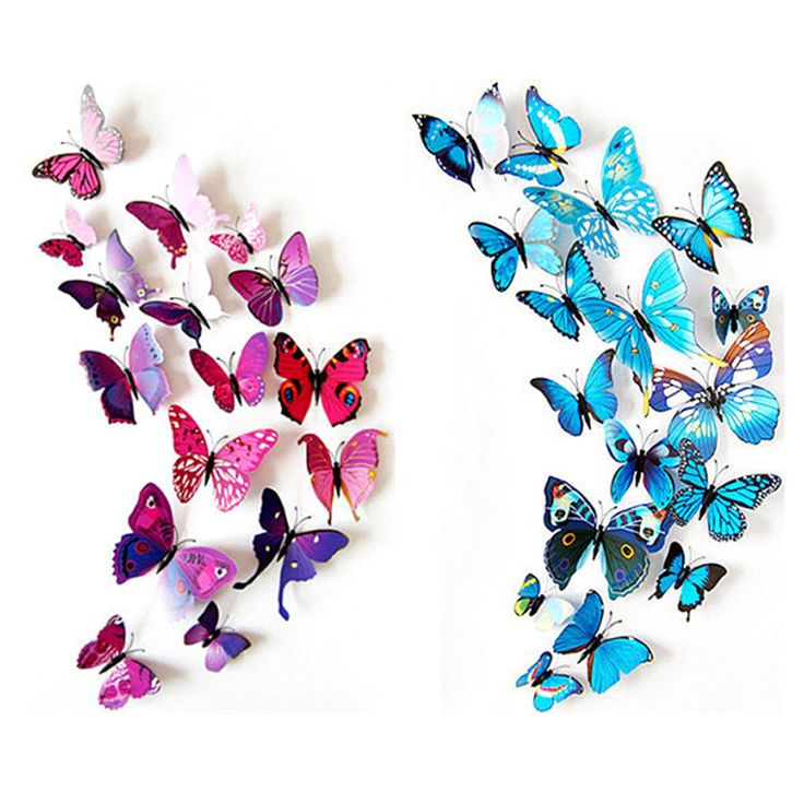 Black Butterfly Wall Decor Gossip Girl : Ideas about butterfly wall stickers on